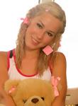 DebbieTeen: Teen Debbie with teddy bear